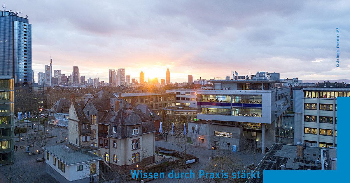 Willkommen an der Frankfurt University of Applied Sciences ...