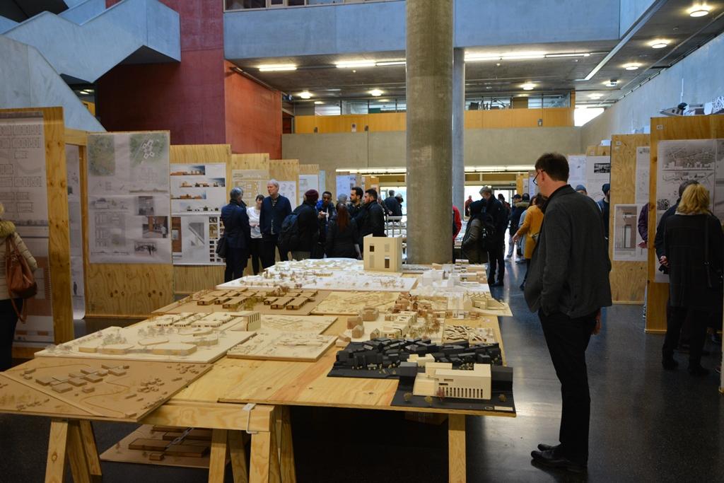 Eintauchen in die Welt der Architektur | Frankfurt UAS