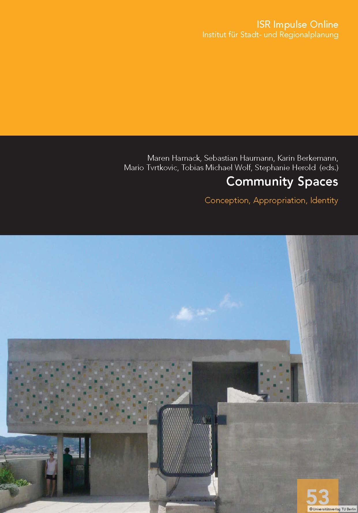 Cover Community Spaces
