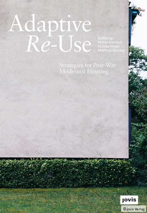 Cover der Publikation Adaptive Re-Use